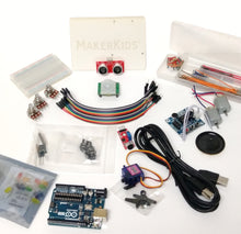 Load image into Gallery viewer, MakerKids Arduino Kit