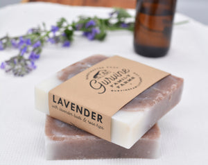 Lavender Calming Soap