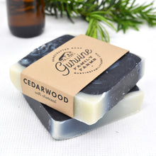 Load image into Gallery viewer, Cedarwood Manly Soap
