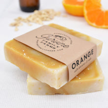 Load image into Gallery viewer, Orange Kitchen Hand Soap