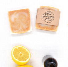 Load image into Gallery viewer, Lemon Face Soap