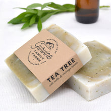 Load image into Gallery viewer, Tea Tree Allergy-Friendly Soap