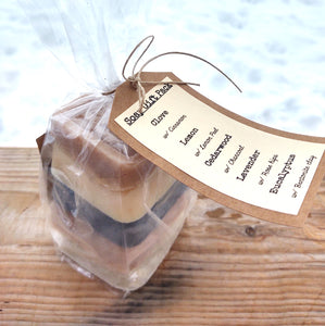 Travel Soap Gift Pack