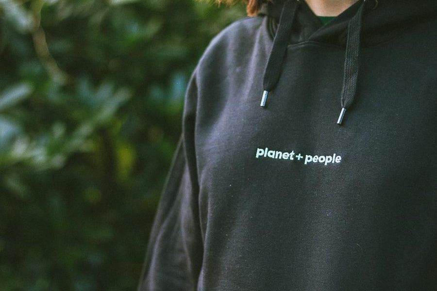 Planet and People Hoodie