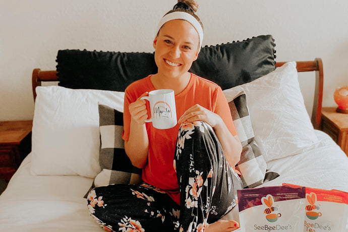 Moms: Everything you need to know about CBD tea and helping your anxiety