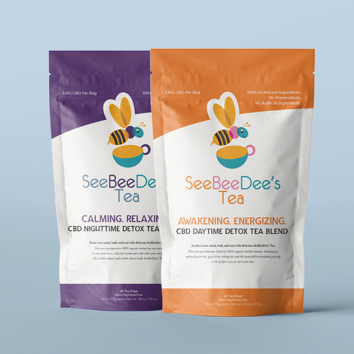 SeeBeeDee's Tea Bundle