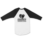 KO Boxing Club Graphic Baseball Tee - Black