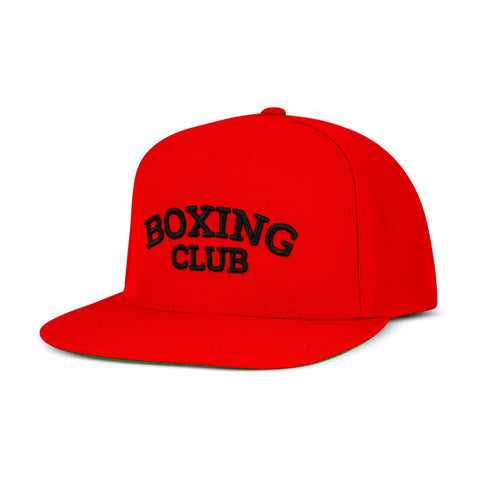 Boxing Club - Red hat