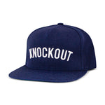 Knockout Hat - Navy