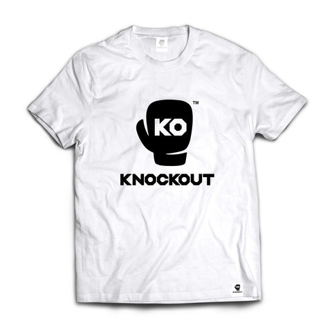 Knockout Glove Black T-Shirt