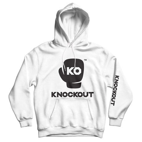Knockout Glove - White