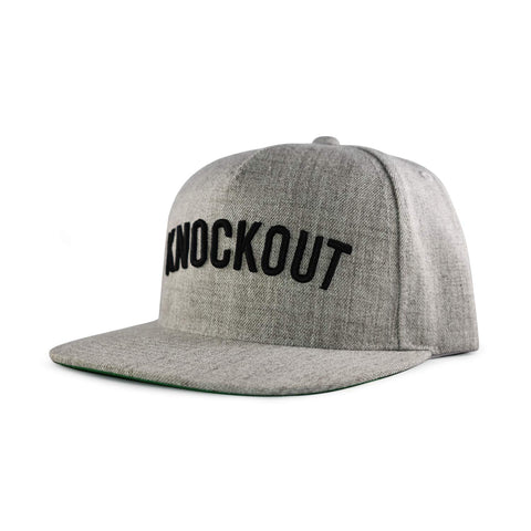 Knockout Hat - Grey