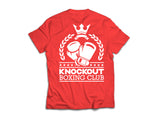 Knockout Boxing Club - Red
