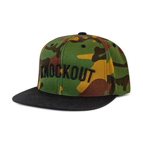 Knockout - Camo Hat