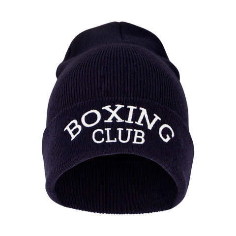Boxing Club Beanie - Navy