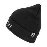 Knockout Beanie - Grey Black