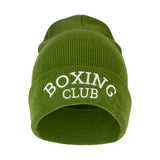 Boxing Club Beanie - Green