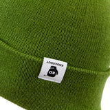 Knockout Beanie - Heather Green