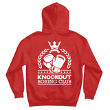 Boxing Club Hoodie - Red