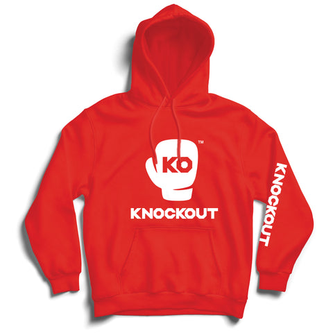 knockout-glove-red-hoodie