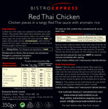 Gluten Free Red Thai Chicken Ready meal