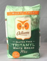 Gluten Free White Bread Mix