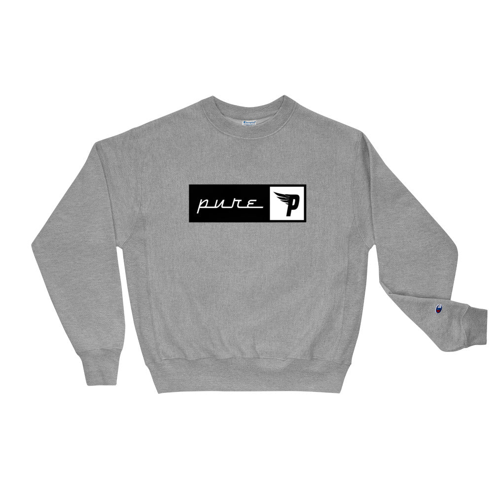 Pure X Champion Crew Neck Sweater