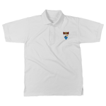 White Liberland Polo Shirt