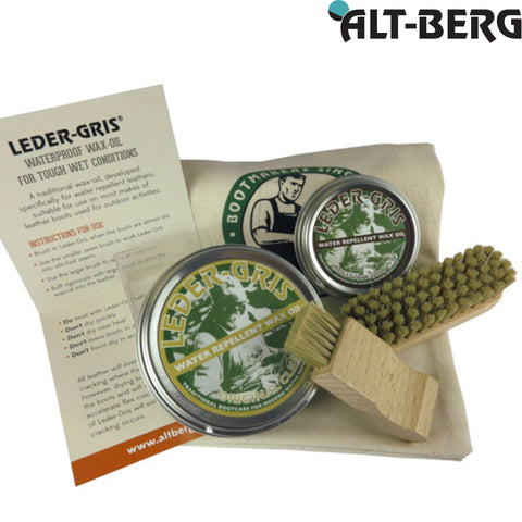Altberg - Hiking Bootcare Kit