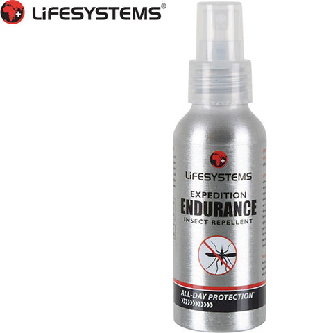 Lifesystems Expedition Endurance Spray, 100ml
