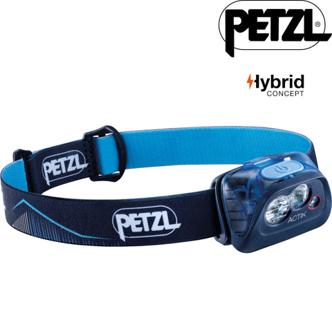Petzl - Actik LED Headlamp (350 LUMENS)