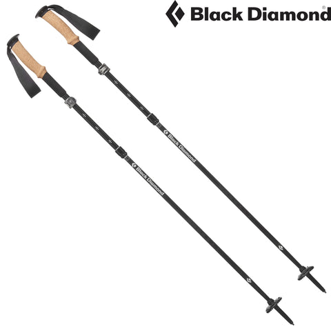 Black Diamond - Alpine Flicklock Z-Pole (Pair)