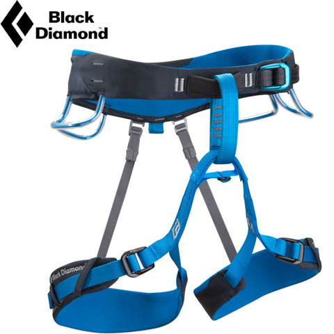 Black Diamond Men's Aspect 4-Season Harness