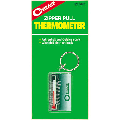 Coghlans Zipper Pull Thermometer