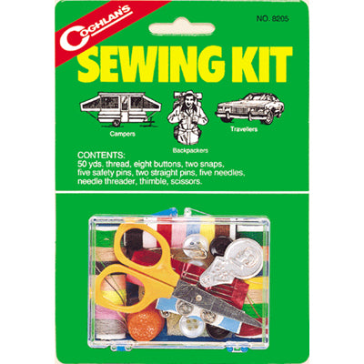 Coghlans Travel Sewing Kit