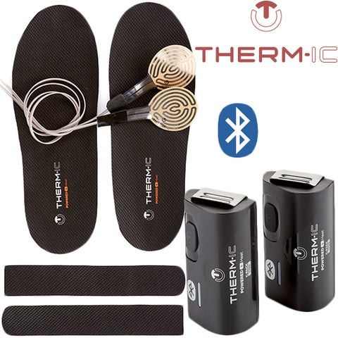 Therm-ic Set C-Pack 1700 Bluetooth + Heat Kit