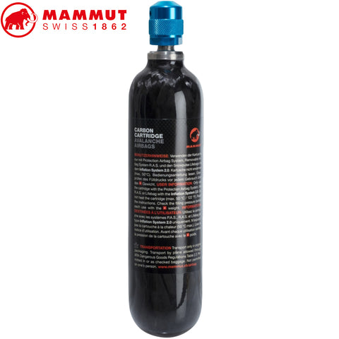 Mammut - Carbon Cartridge 300 bar Non-Refillable