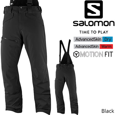 Salomon Chillout Bib Pant