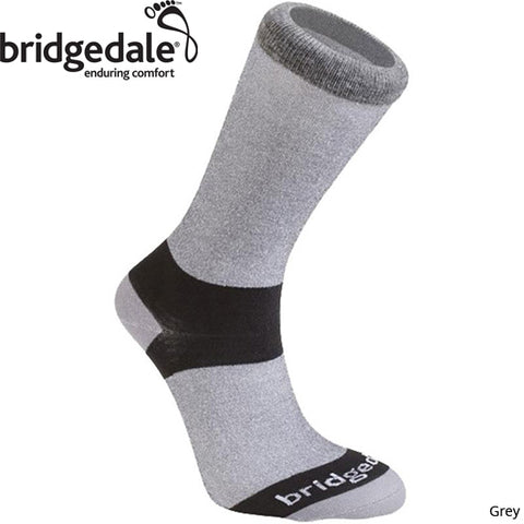 Bridgedale Mens Coolmax Sock Liner (2-pair Pack)