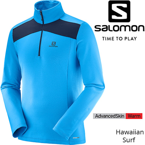 Salomon Discovery LT HZ Midlayer Hawaiian Surf