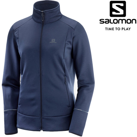 Salomon - Women Discovery FZ Midlayer
