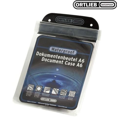 Ortlieb Document Case A6
