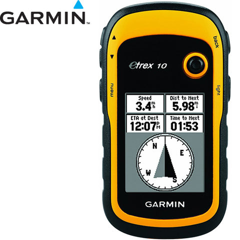 Garmin eTrex 10 Off-road GPS Receiver