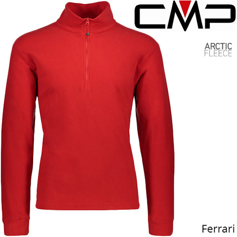 CMP Half Zip Light Fleece