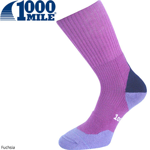 1000 Mile Fusion Walking Sock Women