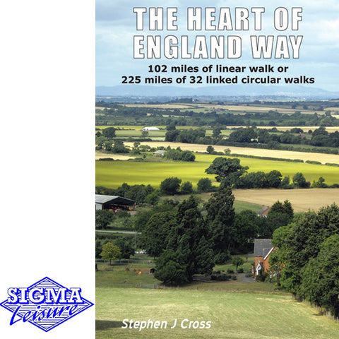 Sigma Press The Heart of England Way