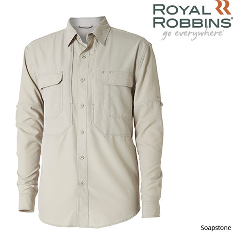 Royal Robbins Men's Expedition Chill Long Sleeve