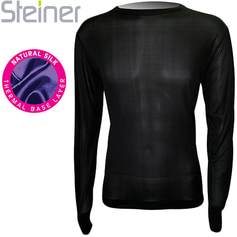 Steiner Silk Long Sleeve Vest