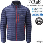 Rab Microlight Jacket Black