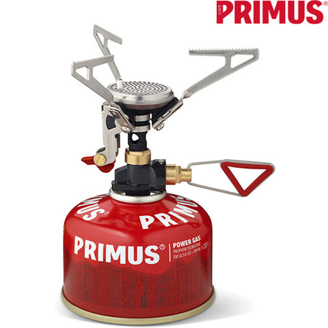 Primus MicronTrail Regulated LP Gas Stove (Piezo)